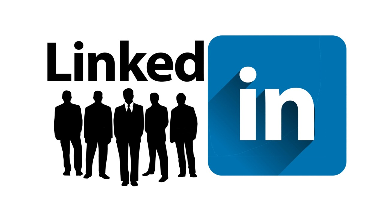 linked in logo people