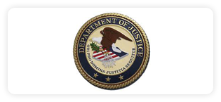 USA department of justice logo